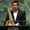 Ahmadinejad to open UN address with tenor sax solo, claim reports