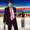 Intoxicated Ahmadinejad gatecrashes live TV debate between presidential candidates