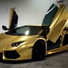 DAVOS: Less than 1% of the world owns 100% of the world's gold-plated Lamborghinis