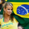 World Cup blocked across Middle East as TV camera lingers on hot Brazilian fan for over permitted time