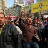 Fourth anniversary of Egyptian revolution celebrated with series of historical reenactments