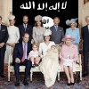 Horror as Islamic State flag spotted in British royal family photo
