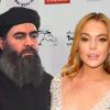 Lindsay Lohan and Abu Bakr al-Baghdadi Make it Official at Dubai Film Festival