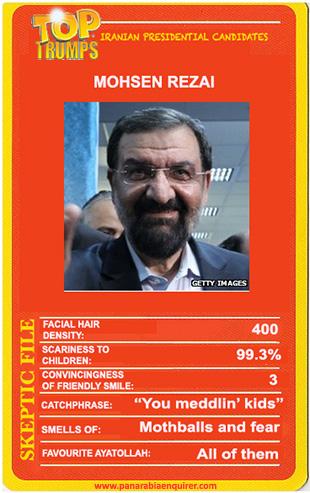 Top Trumps MohsenRezai
