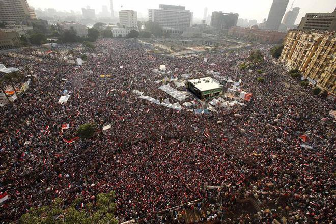 Starbucks-Tahrir