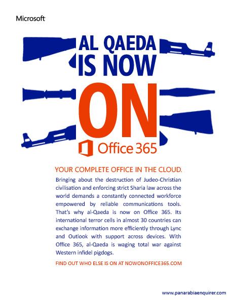 Al-Qaeda-Microsoft