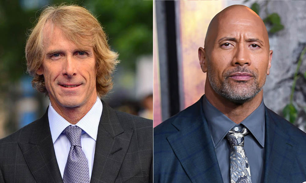 Michael Bay Plotting Lawrence Of Arabia Remake With Dwayne