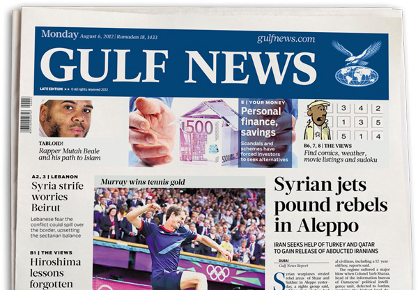 gulf news picks up pulitzer prize for coverage of dubai